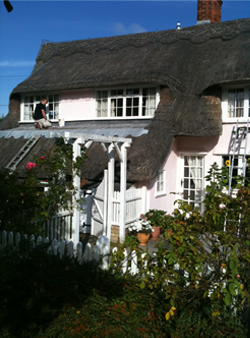 Exterior decorating services from Hayesdec in Braintree